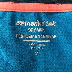Marika Tops - Marika Tek   Dry-Wik Performance Long Sleeve Top